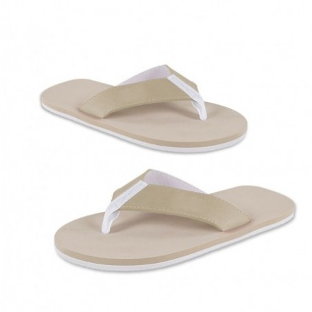 Disposable EVA Adult Pool/Spa Flip flops - Bicolor  13mm