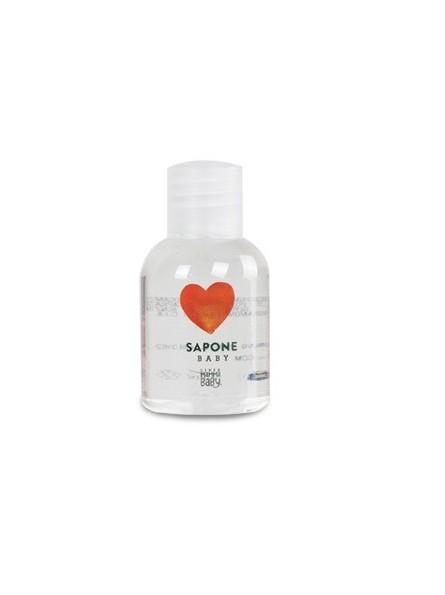 LINEA MAMMA BABY Sapone liquido CUORE in flacone da 35 ml.
