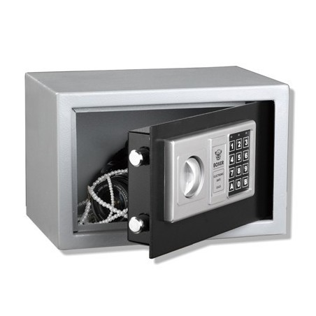 Electromagnetic digital safe