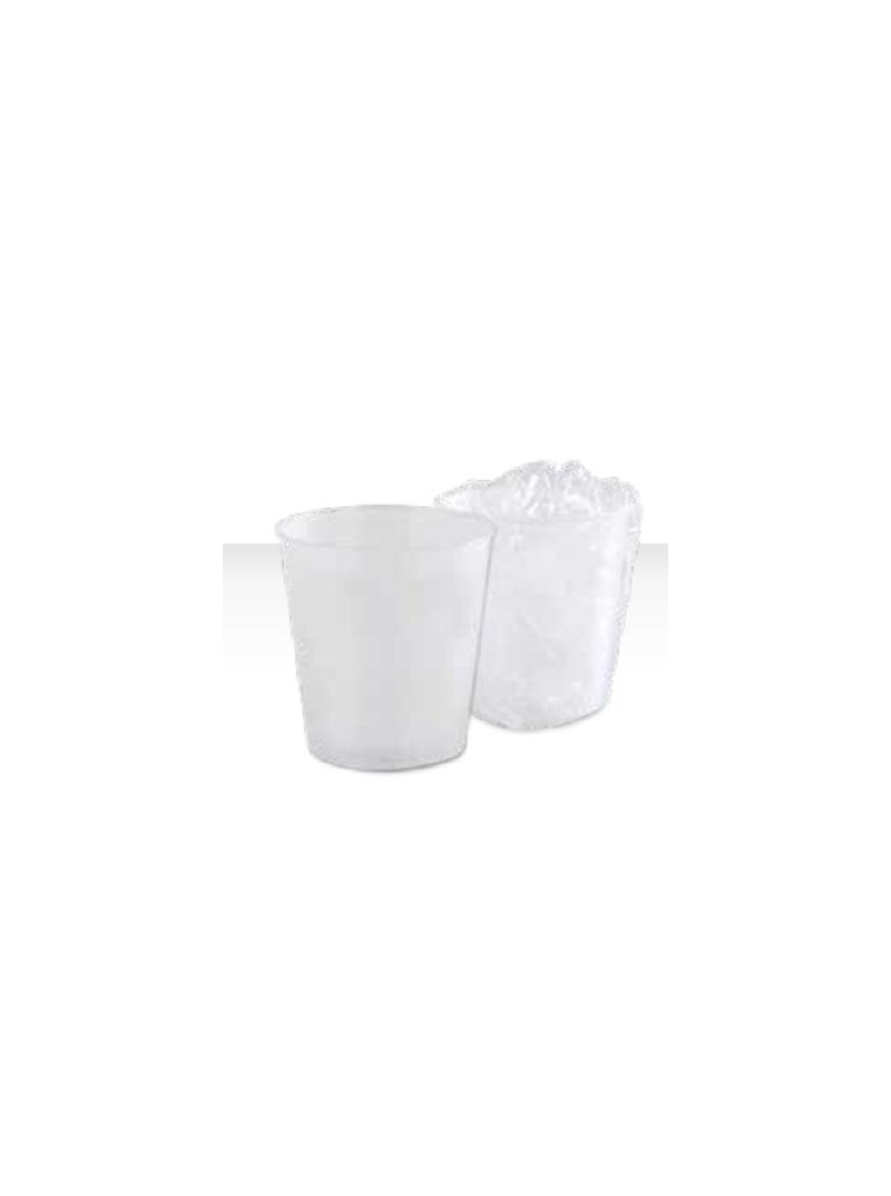 bicchiere frost imbustato singolarmente per hotel e b&b