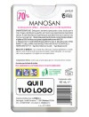 MANOSAN POCKET hand and surface sanitizing spray