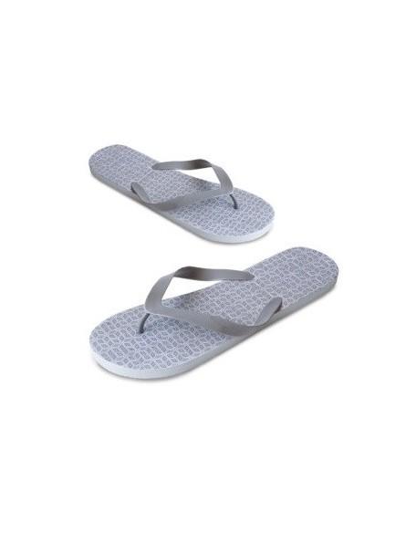 FLIP FLOP AQUA WOMAN size, 13mm rubber sole, PVC strap, MEET2SCENT DESIGN