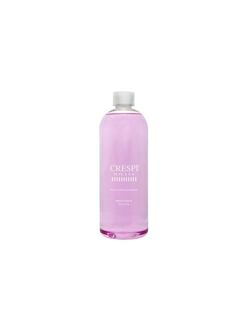 Ricarica per profumatore d'ambiente 500 ml - Rosa e Fico
