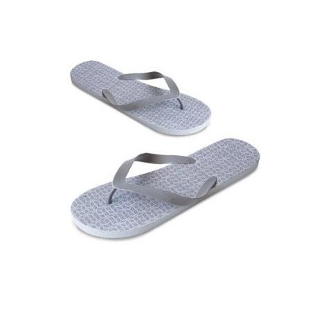 FLIP FLOP AQUA, MAN size, 13mm rubber sole, PVC strap, MEET2SCENT DESIGN