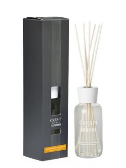 Rattan home fragrance diffuser 250 ml - Bergamot and Tangelo CRESPI