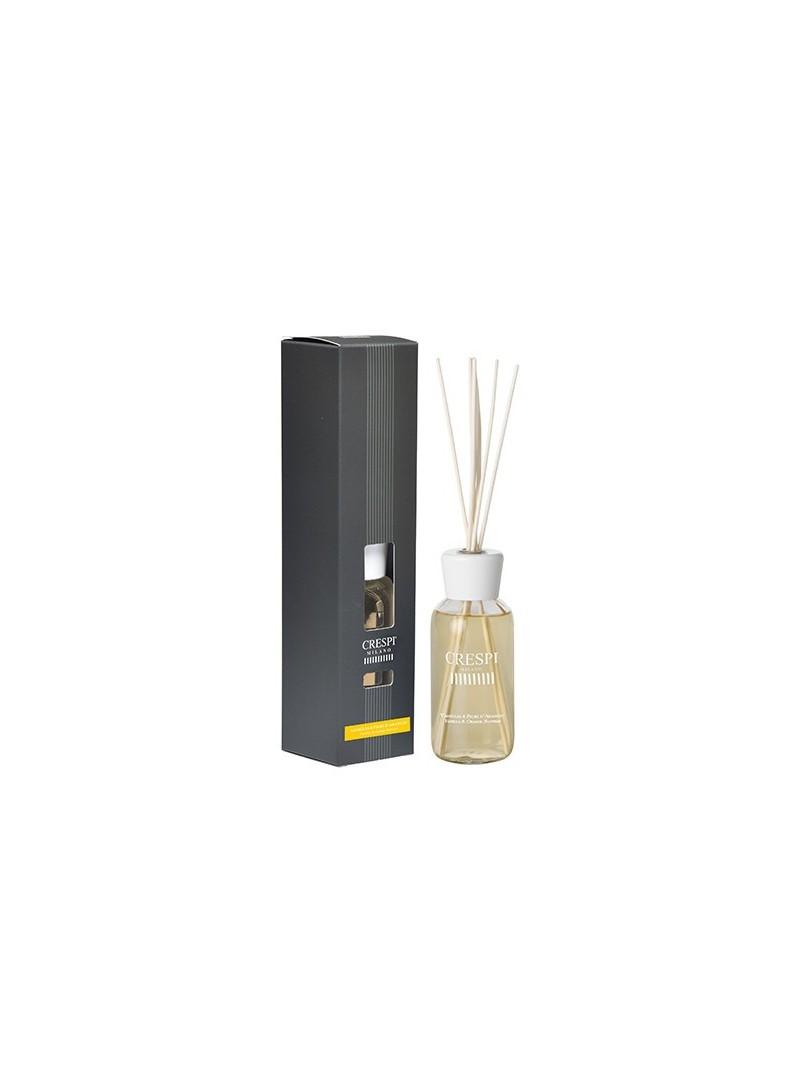 Rattan home fragrance diffuser 250 ml - Vanilla and Orange Blossoms  CRESPI