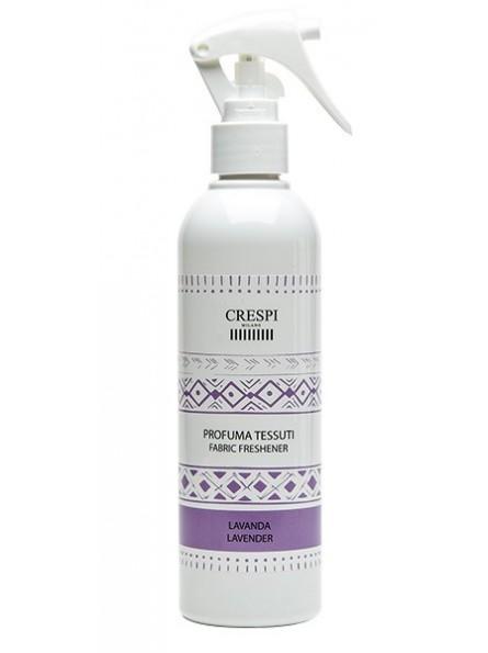 spray per tessuti alla lavanda 250ml per uso professionale CRESPI