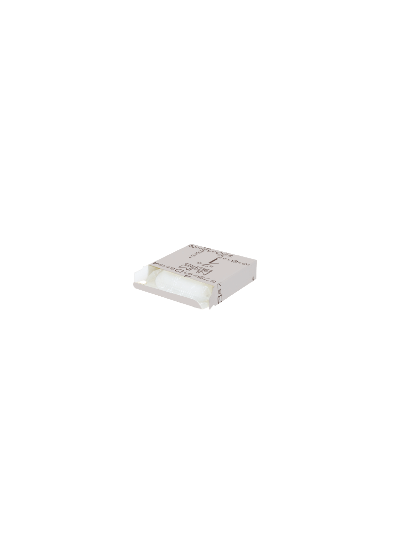 LINEA NUMBERS Sapone 20 gr quadrato in flow-pack trasparente, in astuccio di cartone stampa 2 colori + numeri e lettere in UV