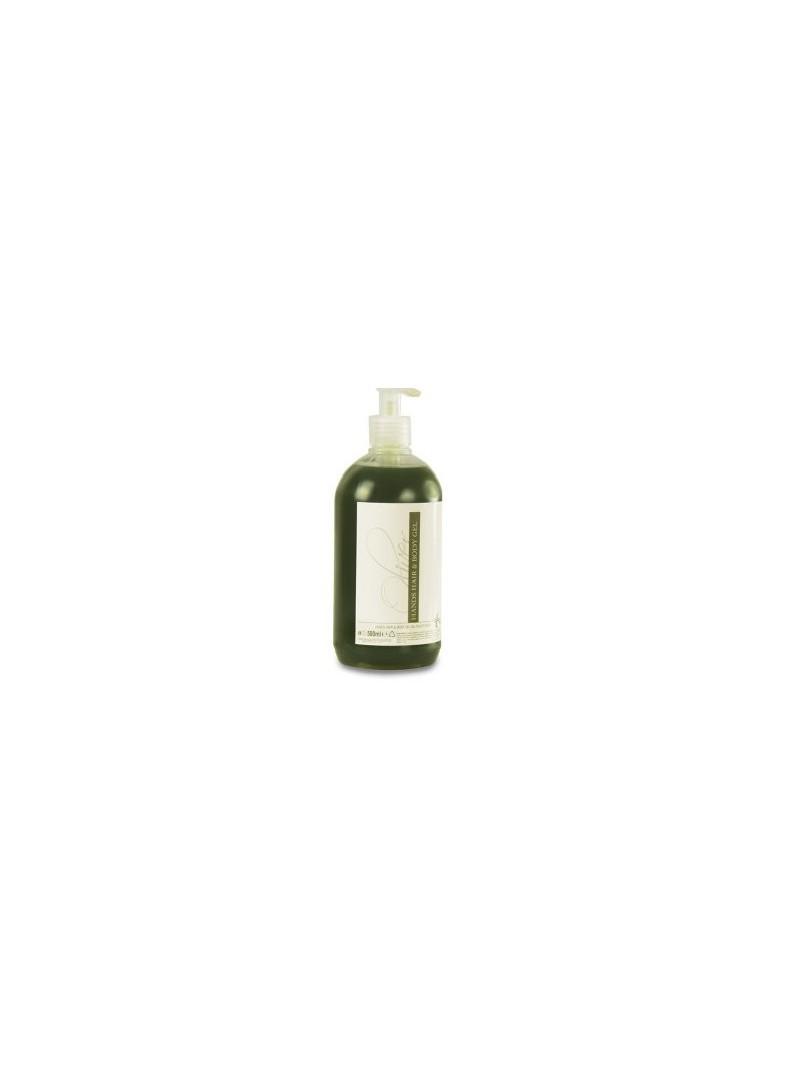 OLIVER olive oil dispenser hands, hair and body gel