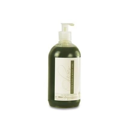 Flacone refill per hotel, alberghi, piscine, ristoranti, spa e centro wellness sapone olio oliva