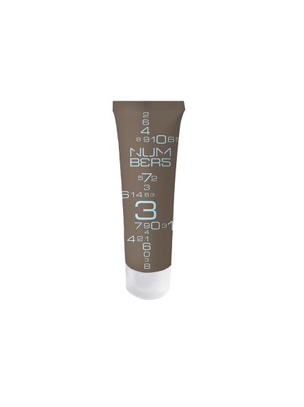Shampoo 30ml trasparente incolore in tubetto