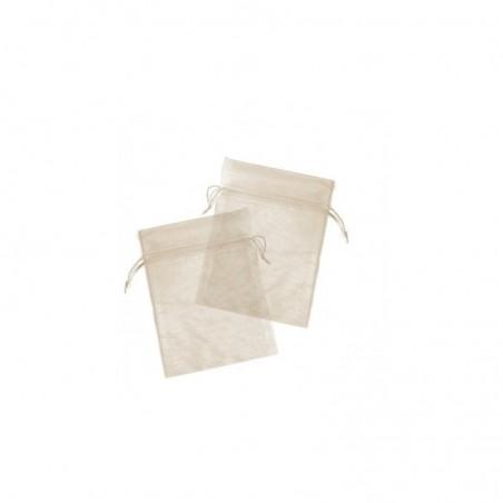 Sacchetto in organza 10 x 16 cm
