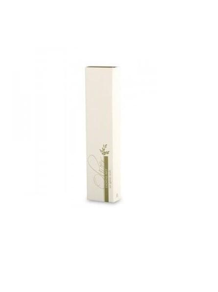 Set igiene orale in astuccio di cartone con cassetto scorrevole (35x160x20mm)