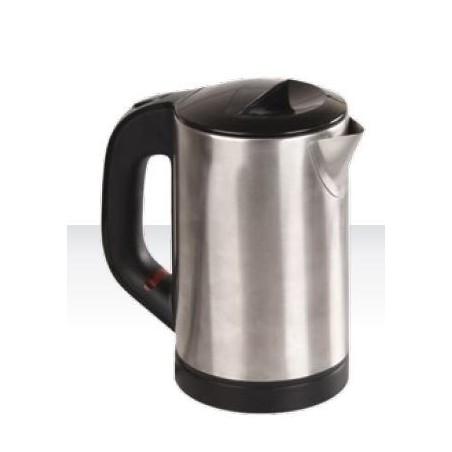 bollitore 0.6l in acciaio satinato a piastra senza filo per hotel