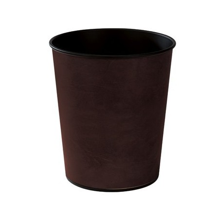 round conical wastepaper bin for hotel guest room