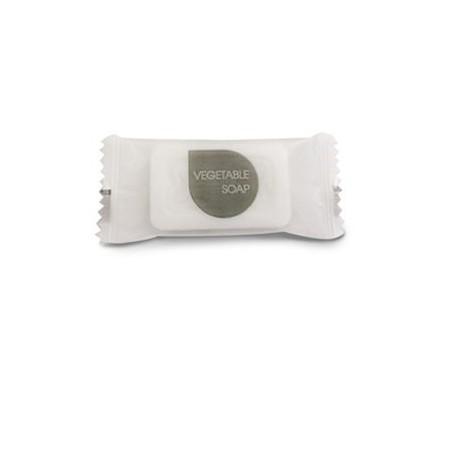 EASY LINE Sapone 12g rettangolare pasta vegetale bianca in flow pack. La vendita a cartoni - 500 pezzi - MIGLIOR PREZZO