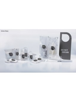 Simple, elegant, fragrance-free, EASY. This collection features new easy-open packages.