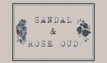SANDAL & ROSE OUD